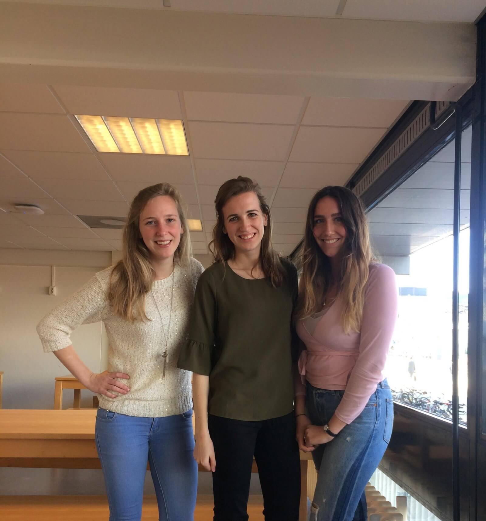 Studenten gezondheidswetenschappen VU Amsterdam